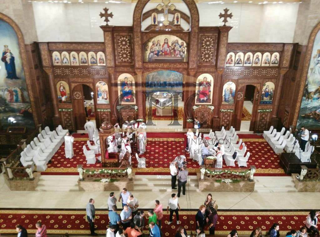 St Peter Amp St Paul Coptic Orthodox Church Doha Qatar
